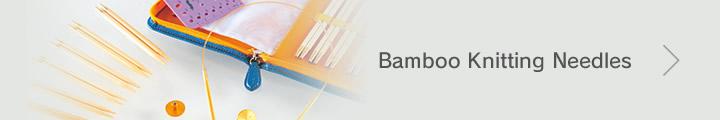 Bamboo Knitting Needle