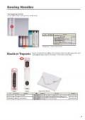 01-03 Tulip Needle 6pc Gift Set,Boutis et Trapunto