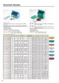 03-03 T-1,T-9,Size List of Steel Crochet Hooks,T-2,T-3,T-4,T-5,Size List of Crochet Hooks