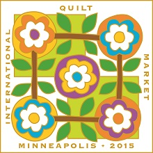 2015 International Quilt Market Spring
