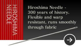 Hiroshima Needles